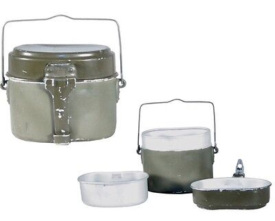 L@@K Not the clone, Genuine Austrian Mess Kit, military army surplus camping