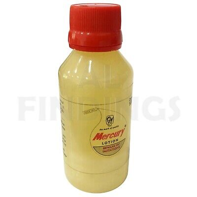 Cleaning Solution Fluid 100ml mechanical clock parts watchmakers repairs