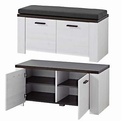 800 007 sitzbank hocker sitzhocker pedro weiss ca 80 cm breit. Black Bedroom Furniture Sets. Home Design Ideas