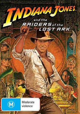 Indiana Jones and the Raiders of the Lost Ark (Special Edition) * NEW DVD *