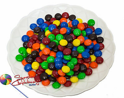 M & M 's CHOCOLATES  -  1kg  -  BULK CHOCOLATES Post Included
