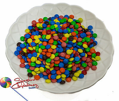 M & M 's MINIS  -  1KG  -  BULK CHOCOLATES  Post Included