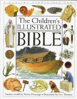 The Children's Illustrated Bible Hardback Book The Cheap Fast Free Post