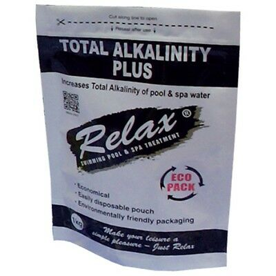 Total Alkalinity Increase TA PLUS For Pools Spas And Hottubs 1kg