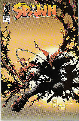 SPAWN 32...NM-...1995...Todd McFarlane,Greg Capullo...Bargain!