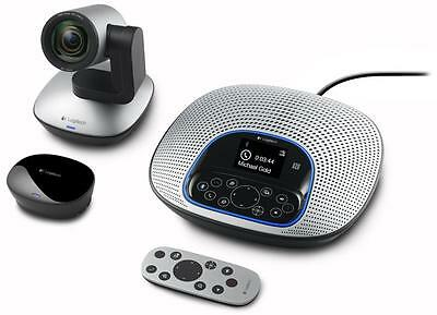 Logitech ConferenceCam CC3000e All-In-One HD Video Audio Conferencing System