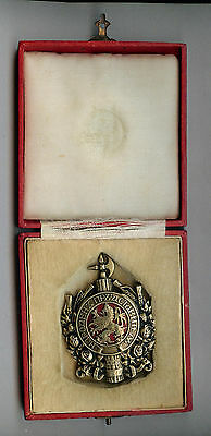 Ultra rare Bulgaria Royal badge Member of Parliament