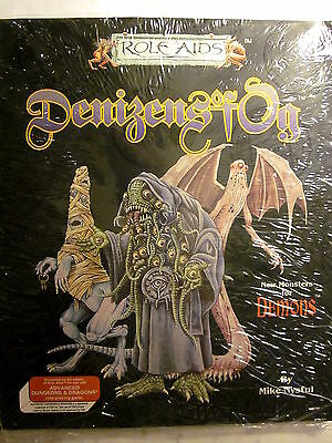 Mayfair Games #763 AD&D Role Aids DENIZENS OF OG (New/Shrink Wrap/1993)
