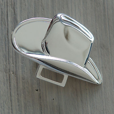 Pacifier Clip Keepsake - Sterling Silver Plated - Cowboy