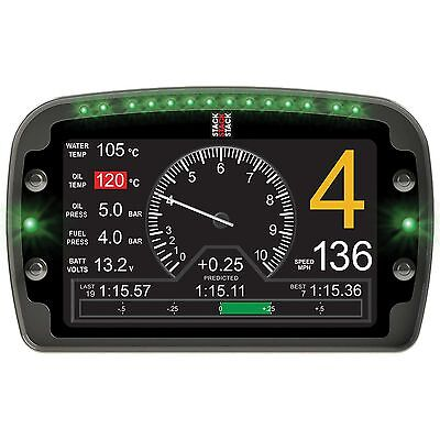 Stack Race / Rally LCD Multi Function Dashboard / Data Logger