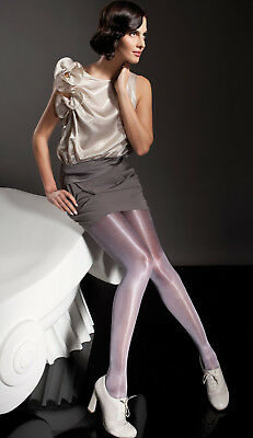 Glossy pantyhose tights 40 denier Made in Europe Hosiery 40 den S M L