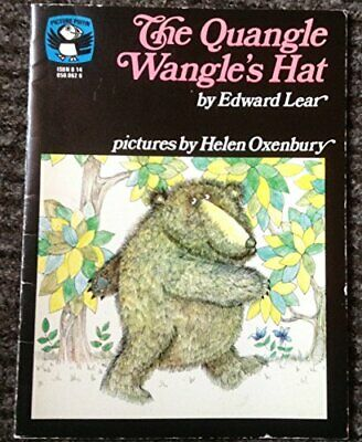 The Quangle Wangle's Hat (Puffin Picture Books) by Lear, Edward Paperback Book