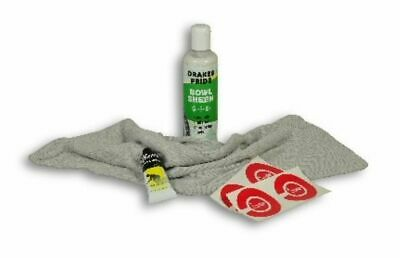 Drakes Pride - Polishing Kit - Includes - Sleeve, Sheen & Grip - FREE Delivery!