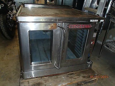 Blodgett Eze-1 Full Size Electric Convection Oven, Single