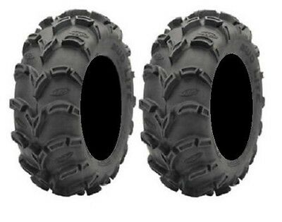 Pair of ITP Mud Lite  ATV Tires 25x8-12 (2) 25-8-12 MADE IN USA TWO TIRES NEW