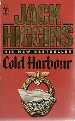 Cold Harbour by Higgins, Jack Paperback Book The Cheap Fast Free Post