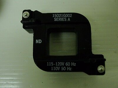 New General Electric Operating Coil, 15D21G002, Series A, 115-120VAC