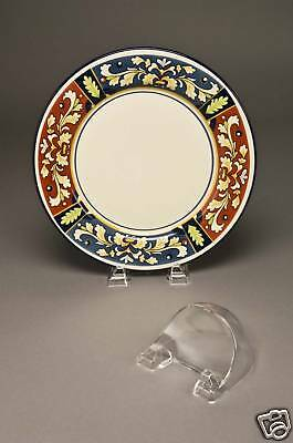 12 New Plate Stands, China, antique, displayers