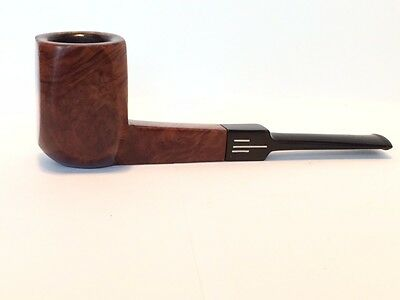 COMOY'S THE GUILDHALL 8-PANEL LONDON PIPE #554 ESTATE PIPE - MINT ---    TARGET