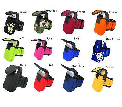 5 Color For Sports Running Armband Case Cover Holder  for Iphone 4,Iphone 5
