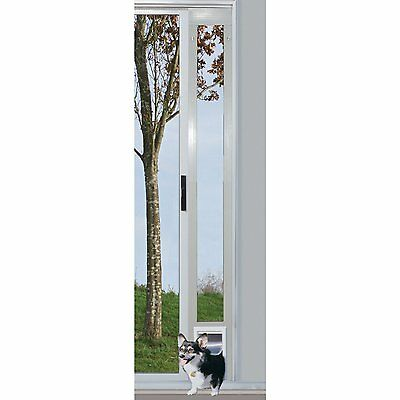 """75"""" Ideal Pet Products FAST FIT PET PATIO DOOR All Sizes"""