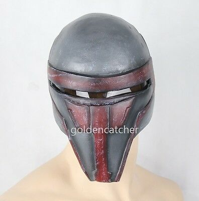 DARTH REVAN MASK star wars helmet Costume Prop Armor Cosplay HIGH Quality