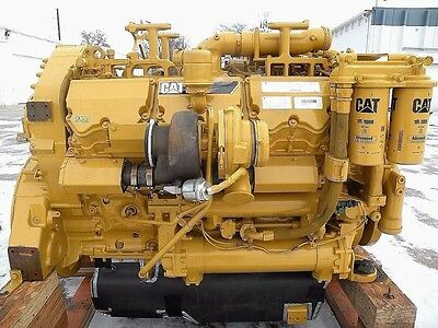 CAT C32 ENGINE | Caterpillar C32 Engine for CAT 992K 854K Dozer | LJW 259-3142