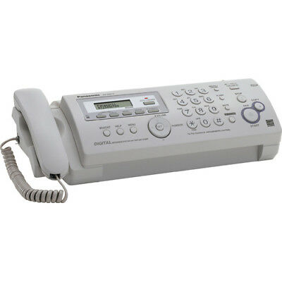 Panasonic KX-FP215 Compact Plain Paper Fax/Copier with Digital Answering System