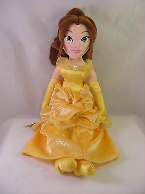 Disney Princess Belle Beauty and the Beast Plush 20 Inches New with Tag