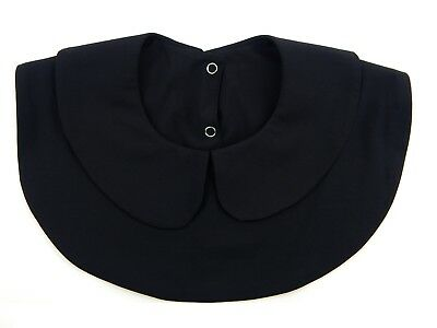 Womens False Collar Fake Half Shirt Blouse Collar Vintage Detachable Bib Collar