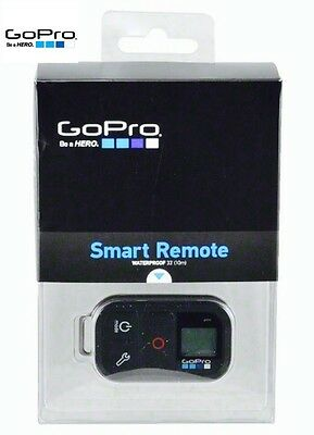 BRAND NEW  GoPro SMART REMOTE for Hero3, 3+ Hero 4 Cameras FREE US SHIPPING!