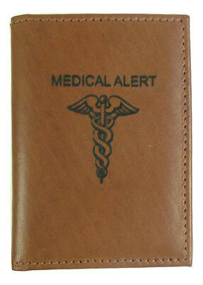 Medical Alert wallet card holder