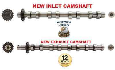 For Citroen C8 2.2 2.0 2002--> New Engine Inlet And Exhaust Camshaft