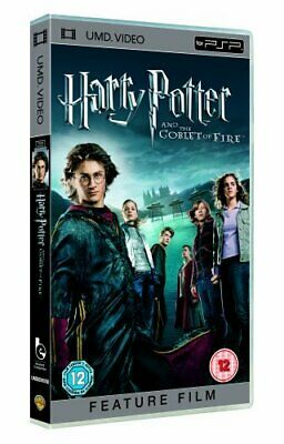 Harry Potter And Goblet of Fire  DVD UMD Mini for PSP