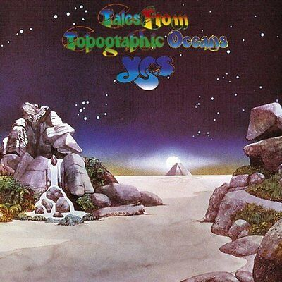 YES Tales from Topographic Oceans BOX 2CD+2DVD-Audio Ristampa NEW .cp