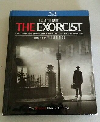The Exorcist Blu-ray Extended Director's Cut & Original Theatrical Edition