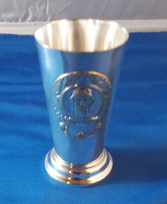 1912 Olympic Games Stockholm COMMEMORATIVE Silver (plate) CUP