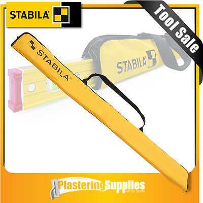 Stabila Level Carry Bag Nylon Padded Soft 1200mm