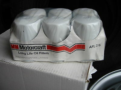 Afl2 Long (Z30) Life Oil Filter (Pack Of 6) Genuine Motorcraft Brand