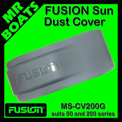 FUSION MARINE ✱ SUN DUST COVER ✱ MS-CV200G RA55 & 200 series stereo FREE POSTAGE