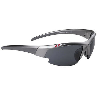 Swiss Eye Gardosa Evolution Sole Gun Metal Grigio Scuro Frame 3 Lenti E Case