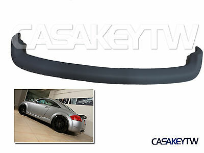 Glassfiber Audi 00 01 02 03 04 05 06 Tt 1.8T Rear Wing Trunk Spoiler Tt V6 Look