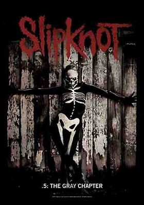 SLIPKNOT - THE GRAY CHAPTER - FABRIC POSTER - 30x40 WALL HANGING 52148
