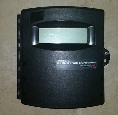 8100 series Energy meter (Veris Industries) with bacnet ms/tp interface card