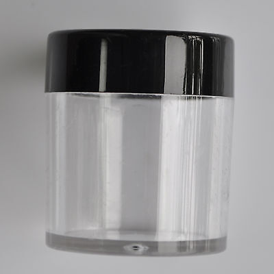 Clear Plastic Empty Nail Art Beads Decoration Bottle Craft Container 2/9/50pcs