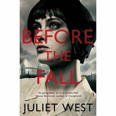 Before the Fall, West, Juliet, New condition, Book