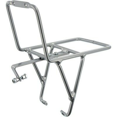 Cyclists' Choice Yfa 23C Front Mini-Rack Silver