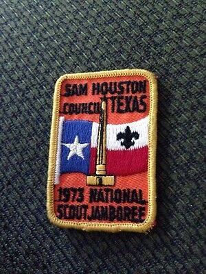 1973 JCP Sam Houston Council