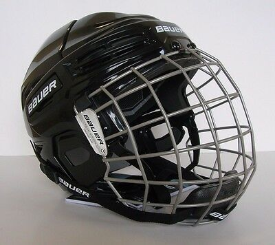 Bauer IMS 5.0 Ice Hockey Helmet Combo