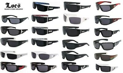 b07bafe22059 LOCS Sunglasses OG Original Gangster Hardcore Shades Cholo Biker Glasses
